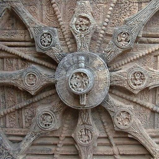 Sun Templein Konarak Puzzles