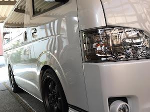 ハイエース  200系4型ナロー S-GLのカスタム事例画像 Nobuさんの2019年10月27日12:52の投稿
