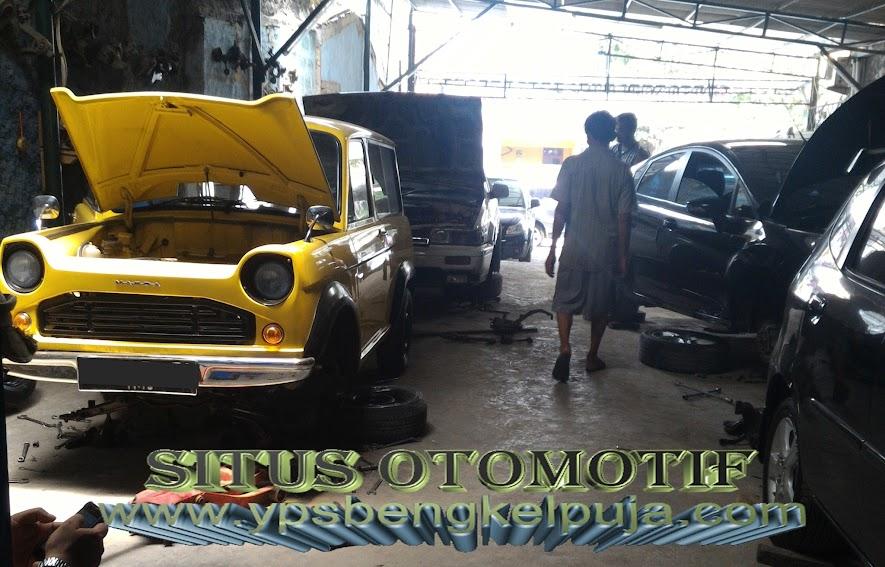 Otomotif Mail: Spesialis Rekondisi Mitsubshi Kuda Bunyi Bunyi Di Kaki