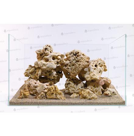 Rock-Box Holestone komplett steninredning till 60 l akvarium