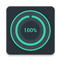 Beautiful Battery Disc Widget
