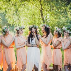 Wedding photographer Oksana Filimonova (oksii). Photo of 01.09.2014