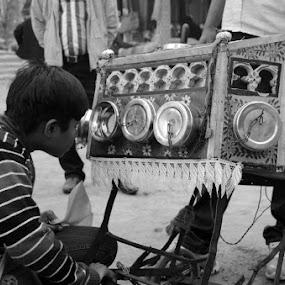 by Ravi Shankar - Babies & Children Children Candids
