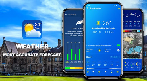 Weather - The Most Accurate Weather App 1.1.6 Screenshots 1