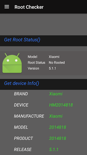 Root-Checker 1.0 screenshots 5