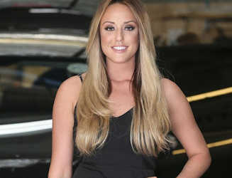 Charlotte Crosby ranks new boobs a perfect '10'