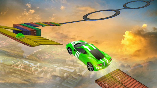 Stunt Car Impossible Track Challenge Screenshots 5