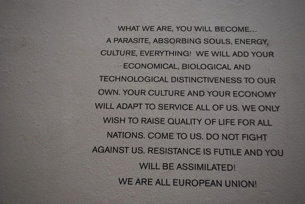 Are we all European Union?