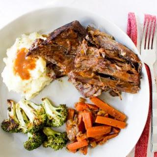 Pot Roast Potatoes Carrots Celery Recipes