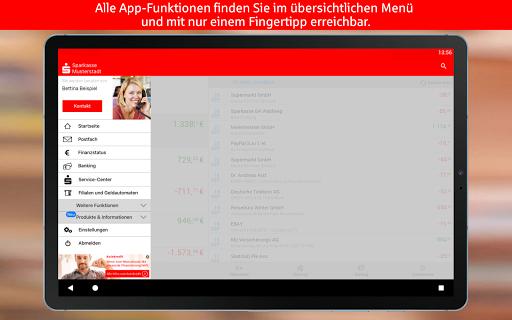 Sparkasse   Ihre mobile Filiale  screenshots 24
