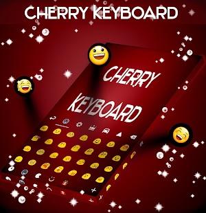 Cherry Keyboard - náhled