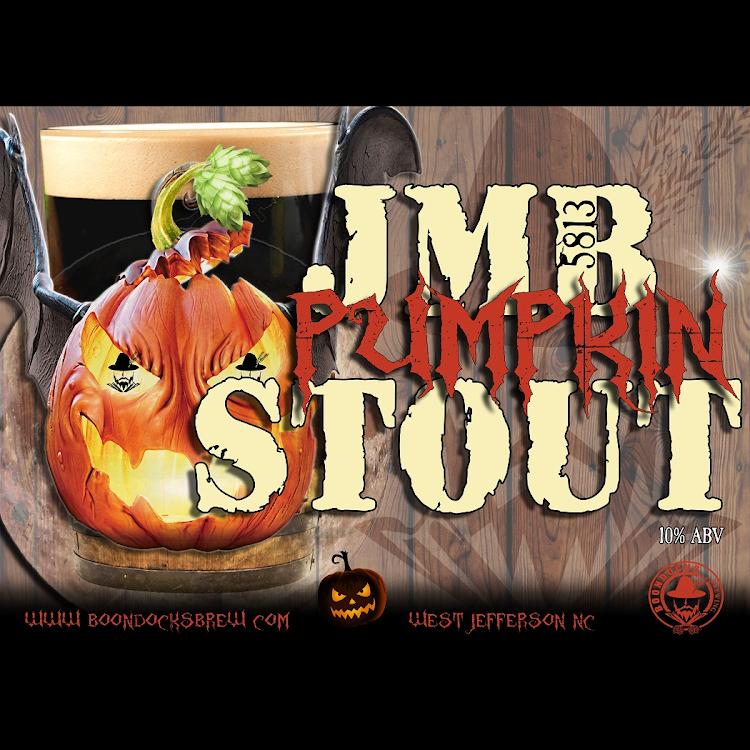 Logo of Boondocks JMB Pumpkin Stout