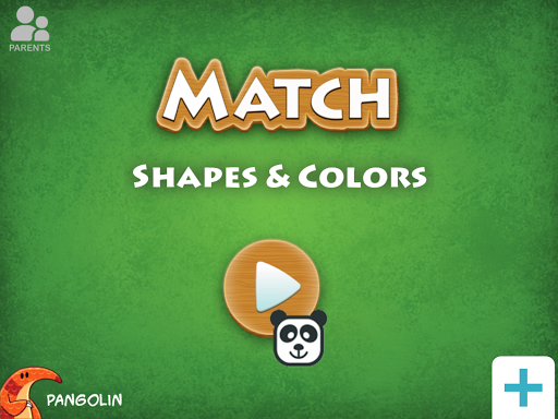 Baby Match Game - Shapes