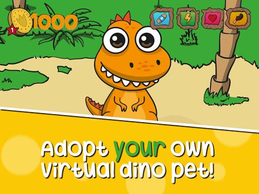 Virtual Pet: Dinosaur life 4.1 screenshots 1