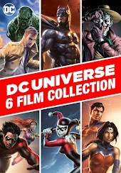 DC Universe 6-Film Collection