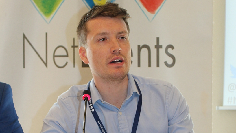 Phillip Griffiths, head of EMEA partnerships at NetFoundry.