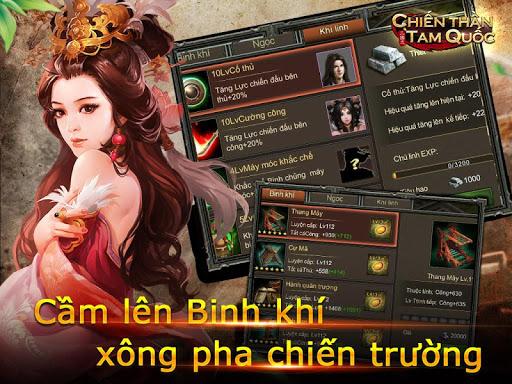 Chiu1ebfn Thu1ea7n Tam Quu1ed1c-Tranh Bu00e1 9.6.0 screenshots 8