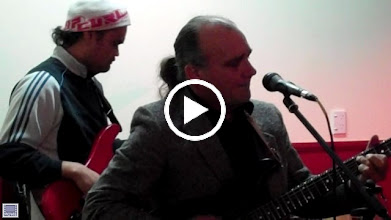 Video: August 2 2010 jam session with Stephe Sea