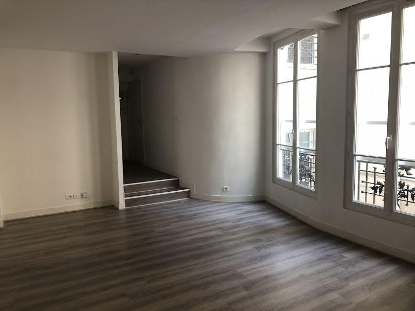 Location  appartement 2 pièces 51 m² à Paris 2ème (75002), 1 460 €