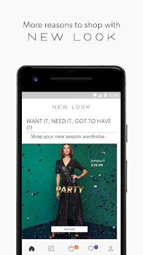 New Look Fashion Online 5.2.0 screenshots 1