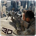 Death Commando Sniper Shot 3D icon