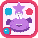 Kids Learning Shapes & Colors icon
