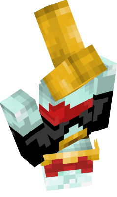 Donald Duck Ninja Skin für Minecraft Java