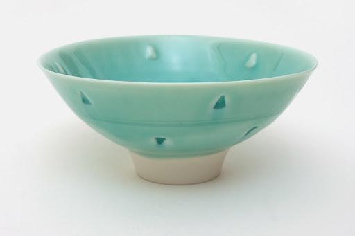 Peter Wills Porcelain Bowl 102