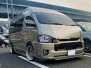ハイエース  コミューターのカスタム事例画像 Yuta.com8888さんの2021年04月13日01:23の投稿