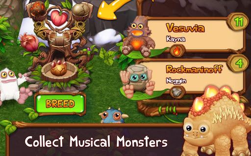 My Singing Monsters: Dawn of Fire modavailable screenshots 13