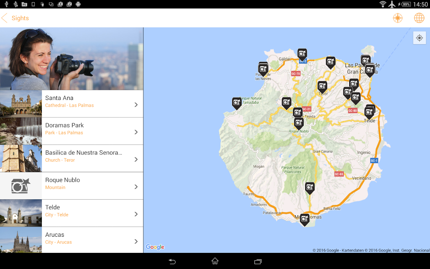 Gran Canaria Travel Guide- screenshot