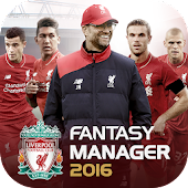 Liverpool FC Fantasy Manager16