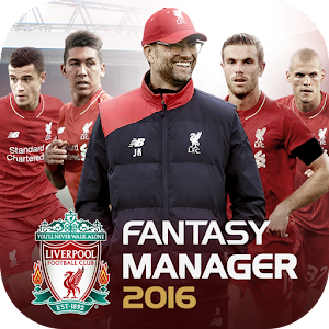 Liverpool FC Fantasy Manager16 for PC and MAC