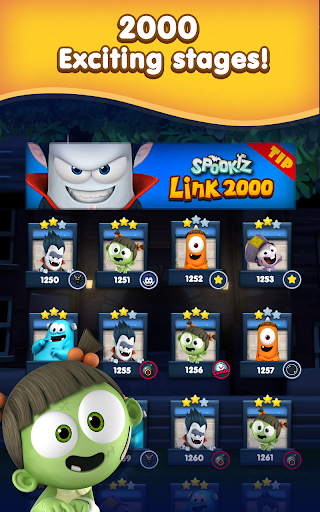 Monster Link Puzzle - SPOOKIZ 2000 1.32 screenshots 4