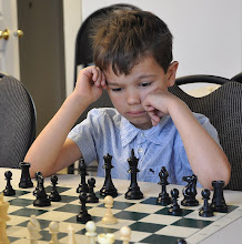 Photo: Youngest player Danilel Fedorov shared 3rd place