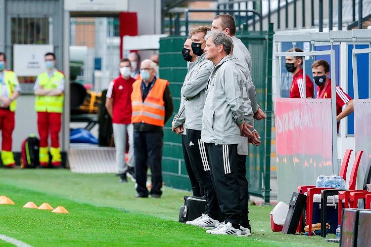 U21 Rode Duivels spelen gelijk tegen de hoofdmacht van Genk: laatste rechte lijn richting belangrijke kwalificatiewedstrijd