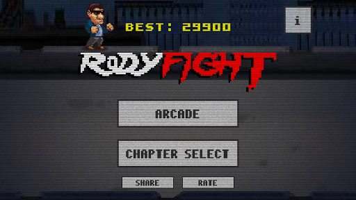 Rody Fight - Game for Change