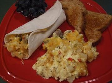 Yummy Breakfast Casserole Recipe