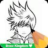 How To Draw Kingdom He Arts 3
