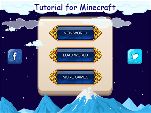 Tutorial for Minecraft
