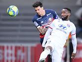 Moussa Dembélé (Olympique Lyonnais) s'est cassé le bras