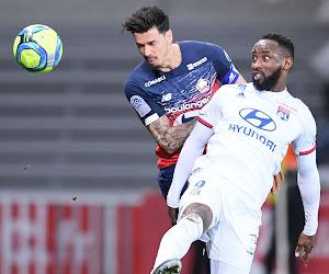 Un joueur de l'Olympique Lyonnais s'est cassé le bras