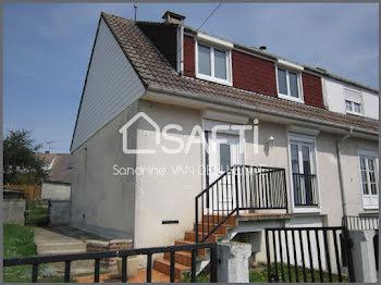 maison à Montcornet (02)