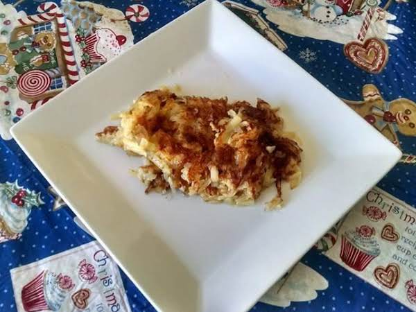 Bacon Onion And Cheese Hashbrowns Recipe