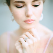 Wedding photographer Dasha Samarceva (samartseva). Photo of 28.05.2018