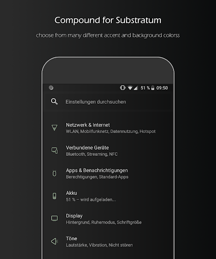Download Compound for Substratum (Android Pie/Oreo/Nougat