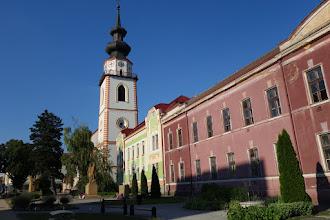 Photo: Myjava, kostel