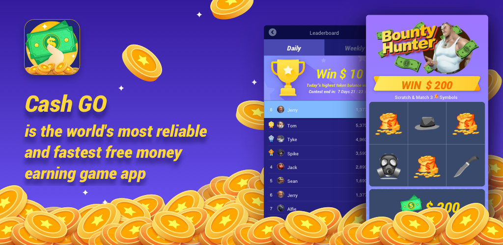 Download Cash GO: Good Luck & Have a Lucky Day APK latest