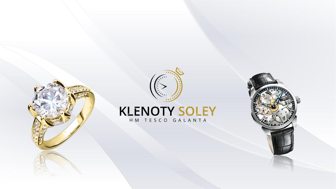 KLENOTY SOLEY - Značkové hodinky e032b6458e0