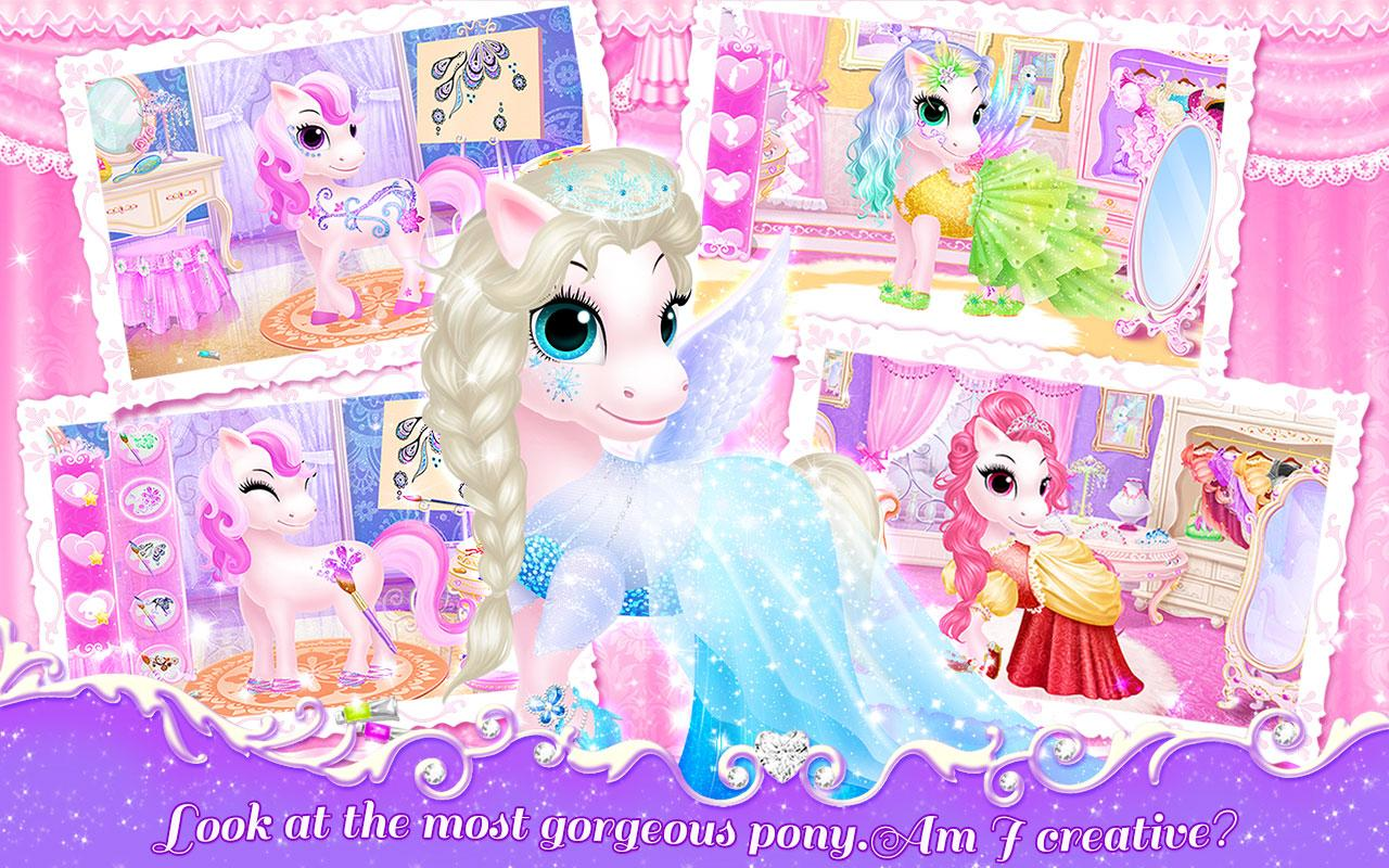 Princess Libby:My Beloved Pony- screenshot